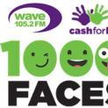 Wave 105 1000 Faces