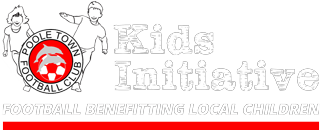 PTFC kids Initiative Logo