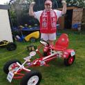 Josh's Go-Kart Challenge Completed